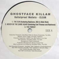 ghostface killah bulletproof wallets zip